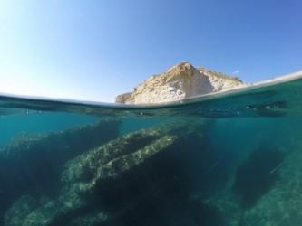 Snorkel en Playa la Caleta