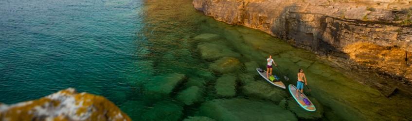 Travesías o rutas de Paddle Surf (SUP) - Travesías o rutas de Paddle Surf (SUP) - Sube tus travesias de Paddle Surf y compártelas con la comunidad