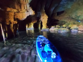 Ruta Paddle Surf Cova Tallada