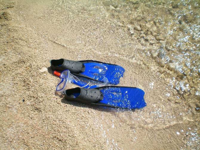 7 accessoires intéressant pour faire du Snorkeling