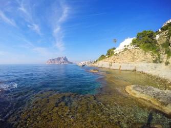 Cala Bassetes : Alicante > Benisa