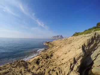 Cala Bassetes - Tosca Tallada : Alicante > Benisa