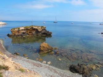 Cala de la Mina : Alacant > Illa de Tabarca