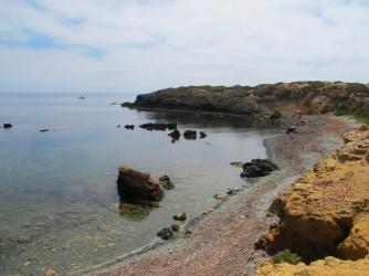Cala de la Mina : Alicante > Isla de Tabarca