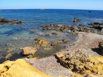 Playa de la Faroleta : Alicante > Isla de Tabarca