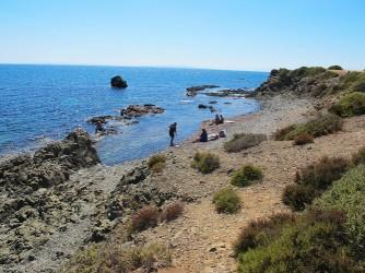 Cala la Galera : Alicante > Isla de Tabarca