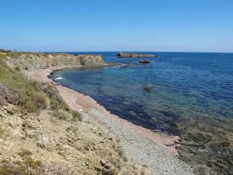 Cala de la Rata : Alicante > Isla de Tabarca