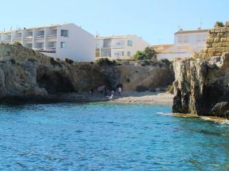 Cala dels Birrós : Alicante > Isla de Tabarca