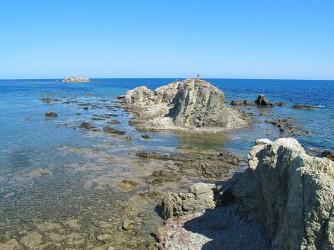Cala Punta Falcó : Alicante > Isla de Tabarca