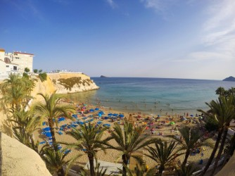 Cove of Mal Pas : Alicante > Benidorm