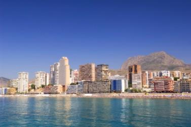 Platja de Ponent : Alacant > Benidorm