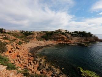 Crique de la Zorra - Crique de la Zorra - Panoramique piscine naturelle.