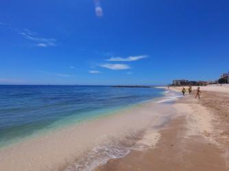 Playa de los Locos - Playa de los Locos - Primera línea de playa.