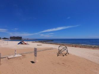 Playa de los Locos - Playa de los Locos - Zona de juegos para los niños