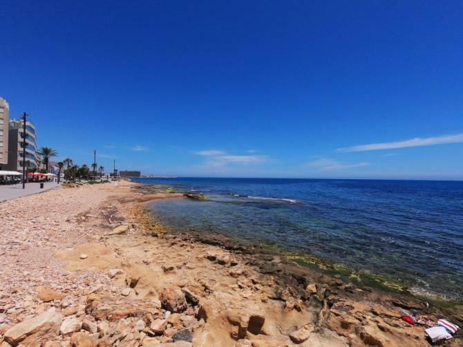 Playa Canina Punta Margalla