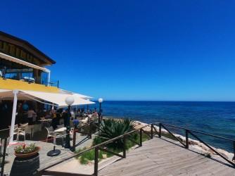 Cala Piteras - Cala Piteras - Restaurante Nautilus cerca de la cala.