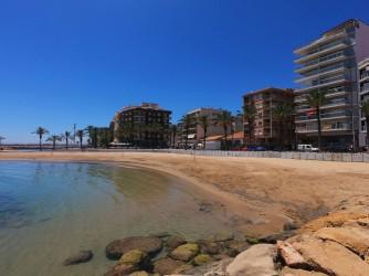 Cala Piscinas Naturales : Alacant > Torrevella