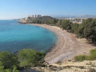 Playa del Torres - Playa del Torres - Vista panorámica de la playa