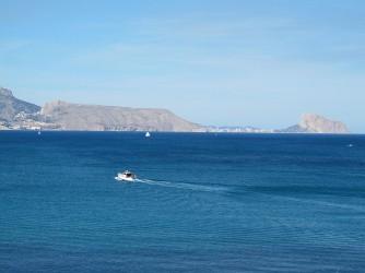 Sierra de Toix y Peñón de Ifach - Sierra de Toix y Peñón de Ifach - Vistas marítimas