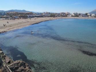 Playa del Arenal : Alacant > Xàbia