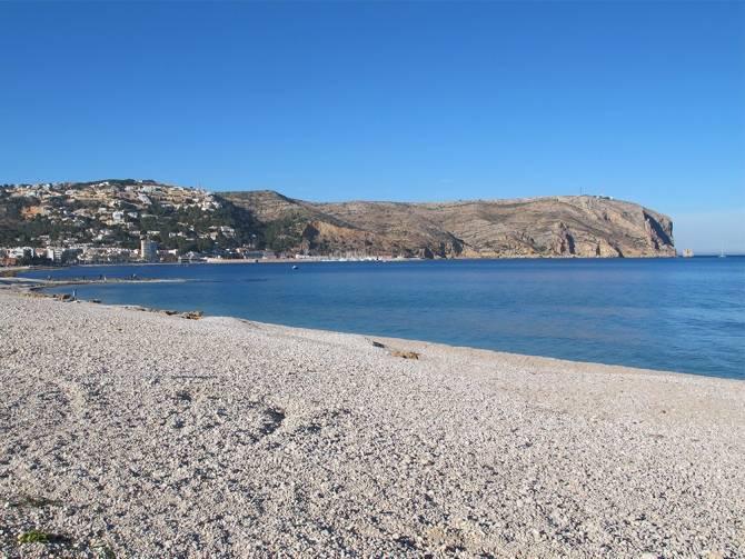 Playa Benissero - Muntanyar