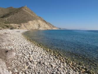 Playa del Barranc d'Aigües