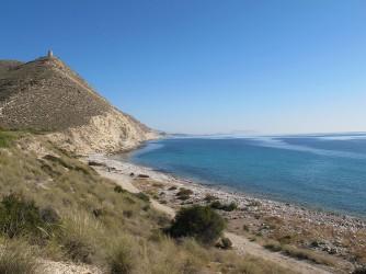 Playa del Barranc d'Aigües : Alicante > El Campello