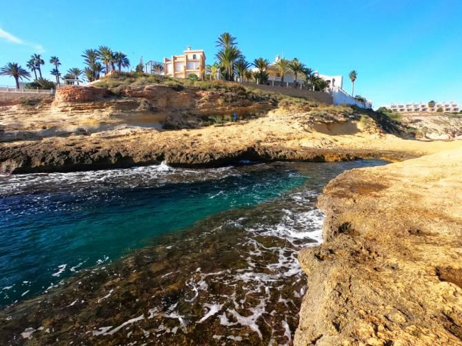 Cala Cova del Llop Marí