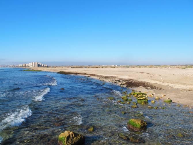 Playa Canina Agua Amarga
