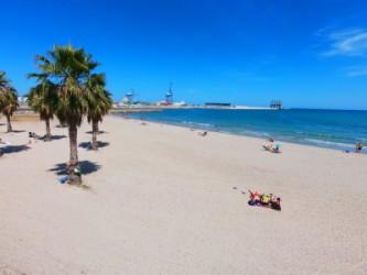 Playa San Gabriel