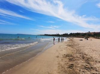 Playa de San Gabriel - Playa de San Gabriel - Primera línea de playa.