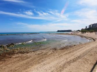 Playa del Cocó - Playa del Cocó - Primera línea de playa.