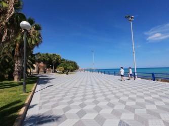 Playa del Cocó - Playa del Cocó - Paseo marítimo.