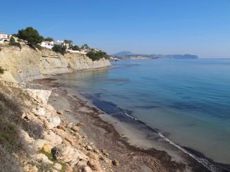 Cala Calalga : Alacant > Calp