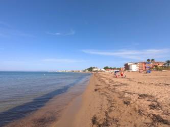 Playa de Els Molins