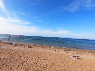 Playa de la Punta del Raset - Playa de la Punta del Raset - Parte central
