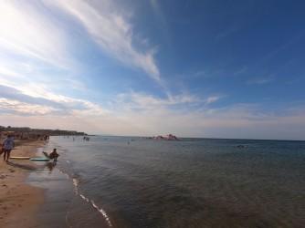 Playa de la Punta del Raset - Playa de la Punta del Raset - Primera línea de playa con castillo hinchable.