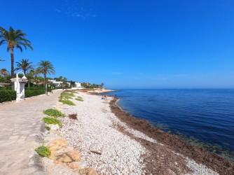 Cala Punta Negra - Cala Punta Negra - Paseo marítimo que conecta las múltiples calas.