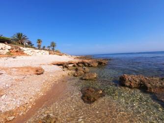 Cala Punta Negra - Cala Punta Negra - Cala de cantos rodados y zonas rocosas, con aguas cristalinas.
