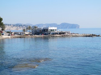 Cala Bahia Les Bassetes : Alacant > Benissa