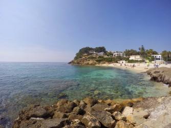 Cala de la Fustera : Alicante > Benisa