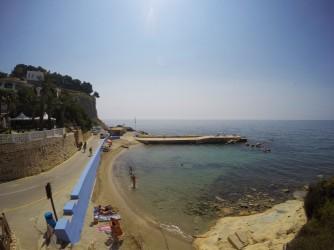 Cala Advocat : Alicante > Benisa