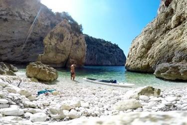 Club Surf El Moreno - Club Surf El Moreno - Salidas Paddle Surf (SUP) en Jávea, Alicante, Calpe y El Campello.